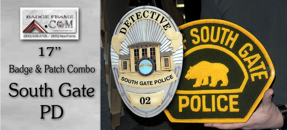 South Gate PD - Combo