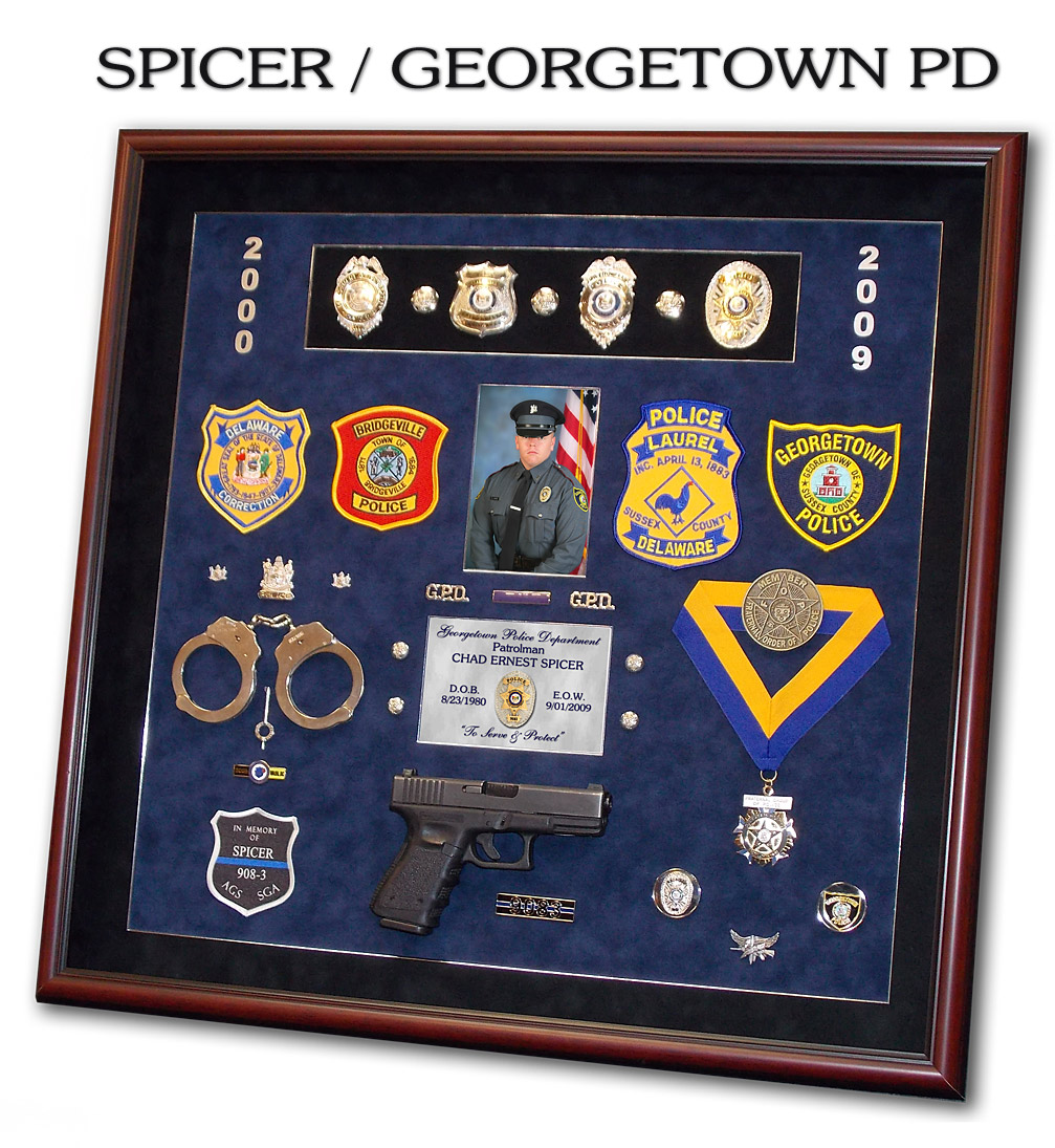 Spicer -           Georgetown PD