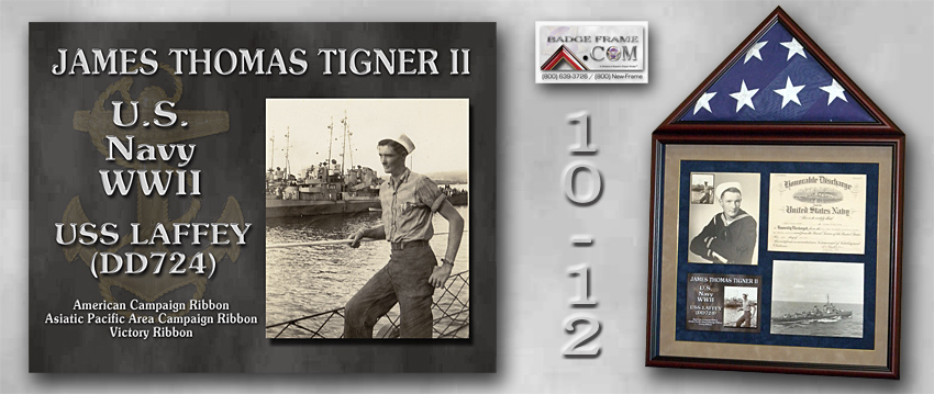 Tigner / US NAVY