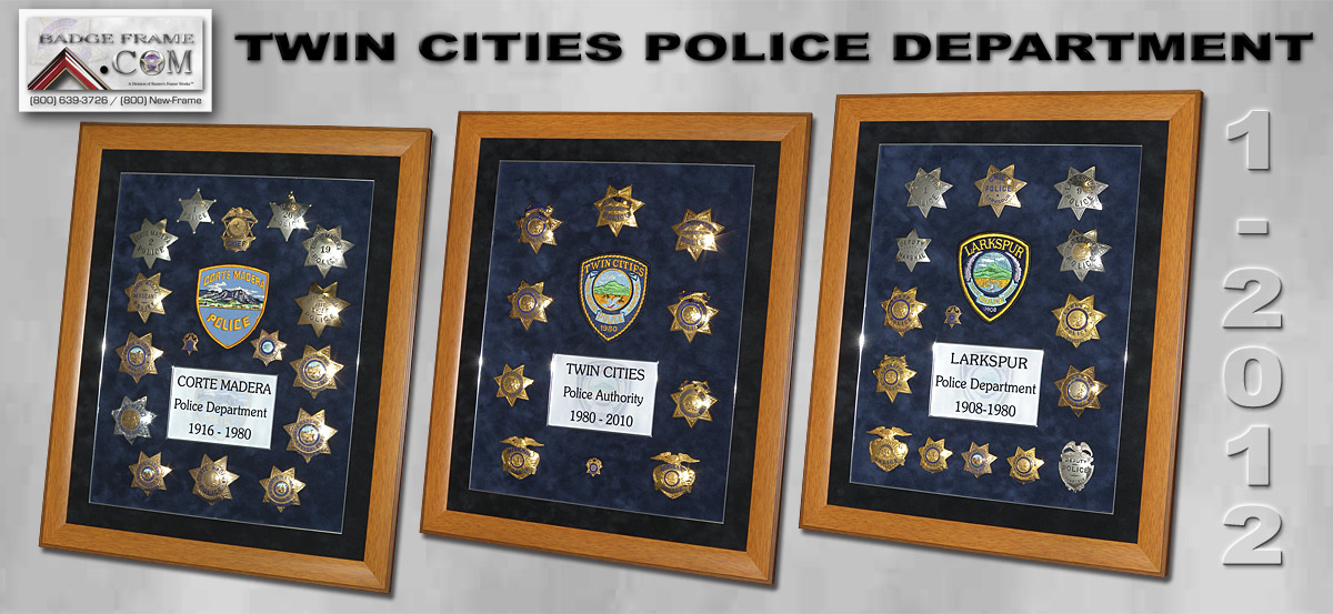 Twin Cities Badges