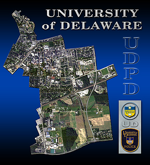 University of Delaware - Boundary view