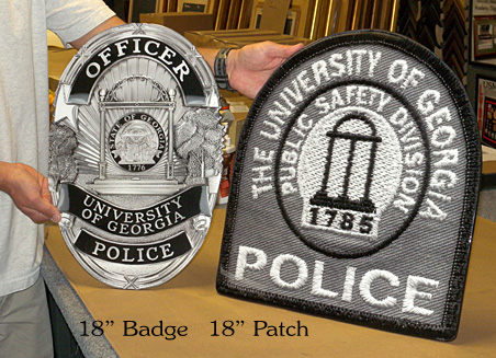 University of Georgia - Badge & Patch