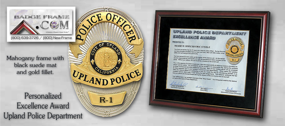 Upland certificate