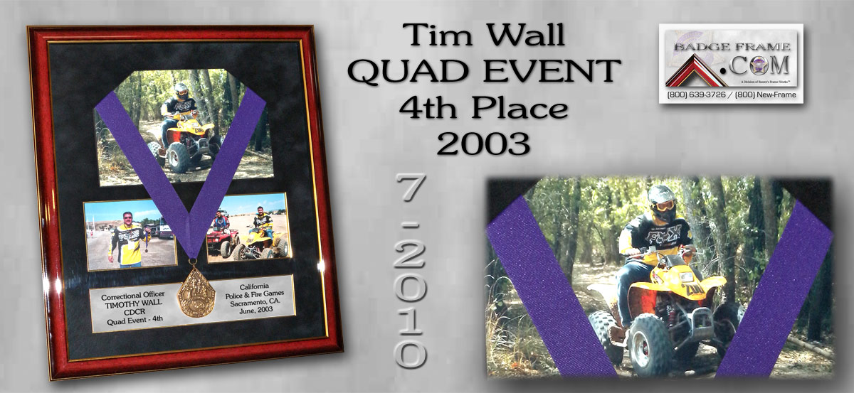 Tim Wall - Quads - 2004