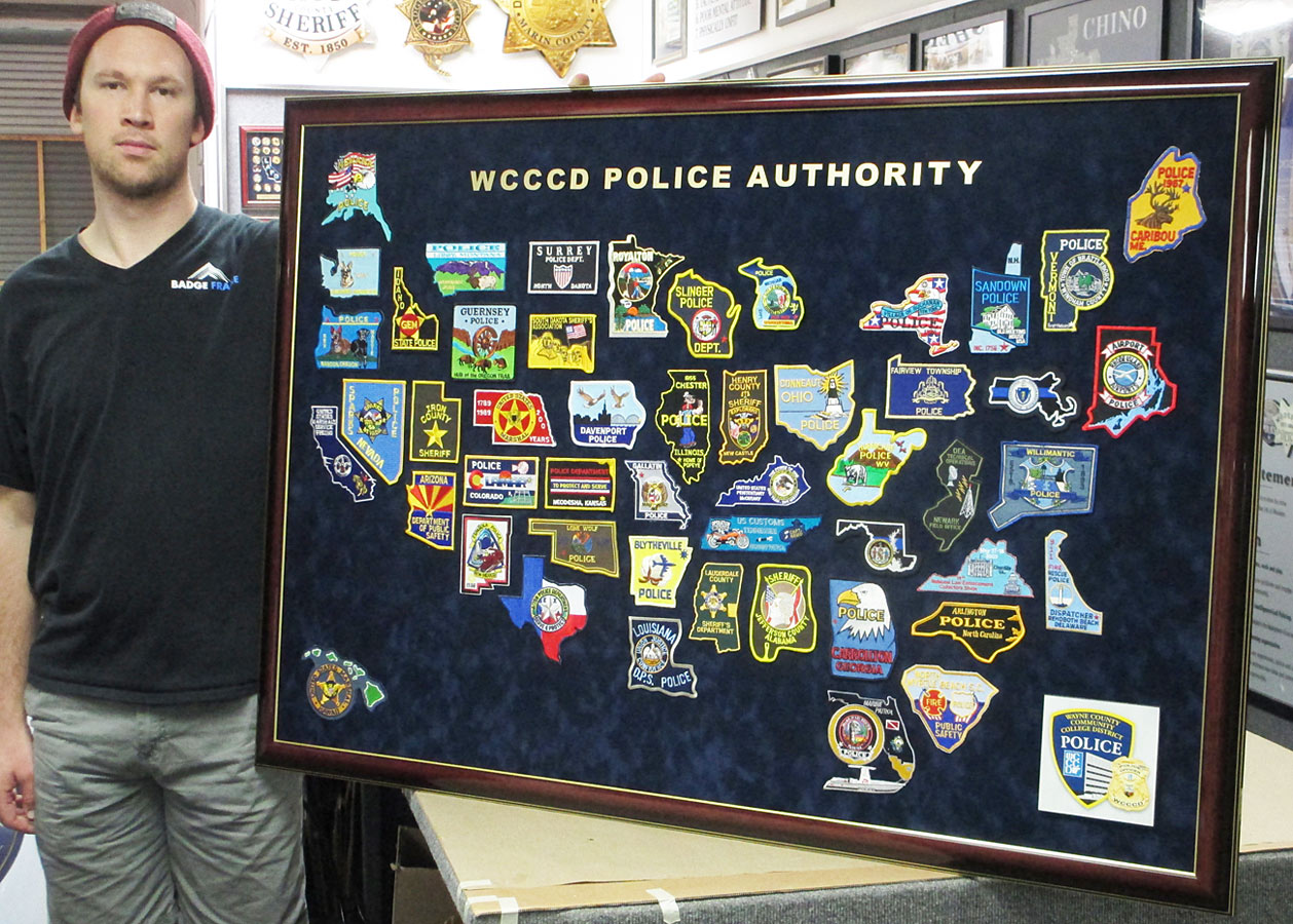 WCCCD Patches