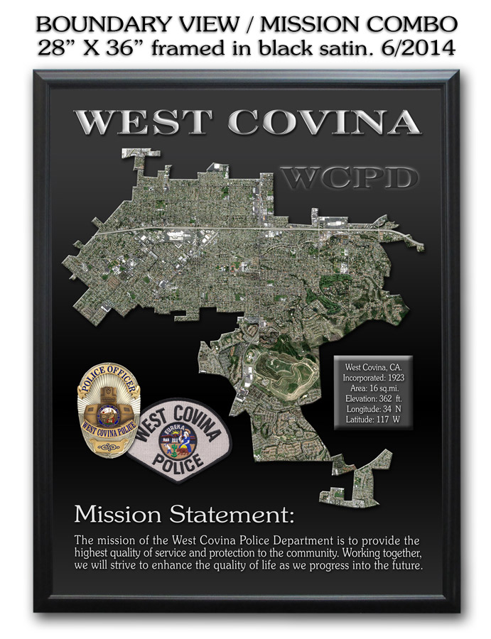 West Covina PD - Mission Statement