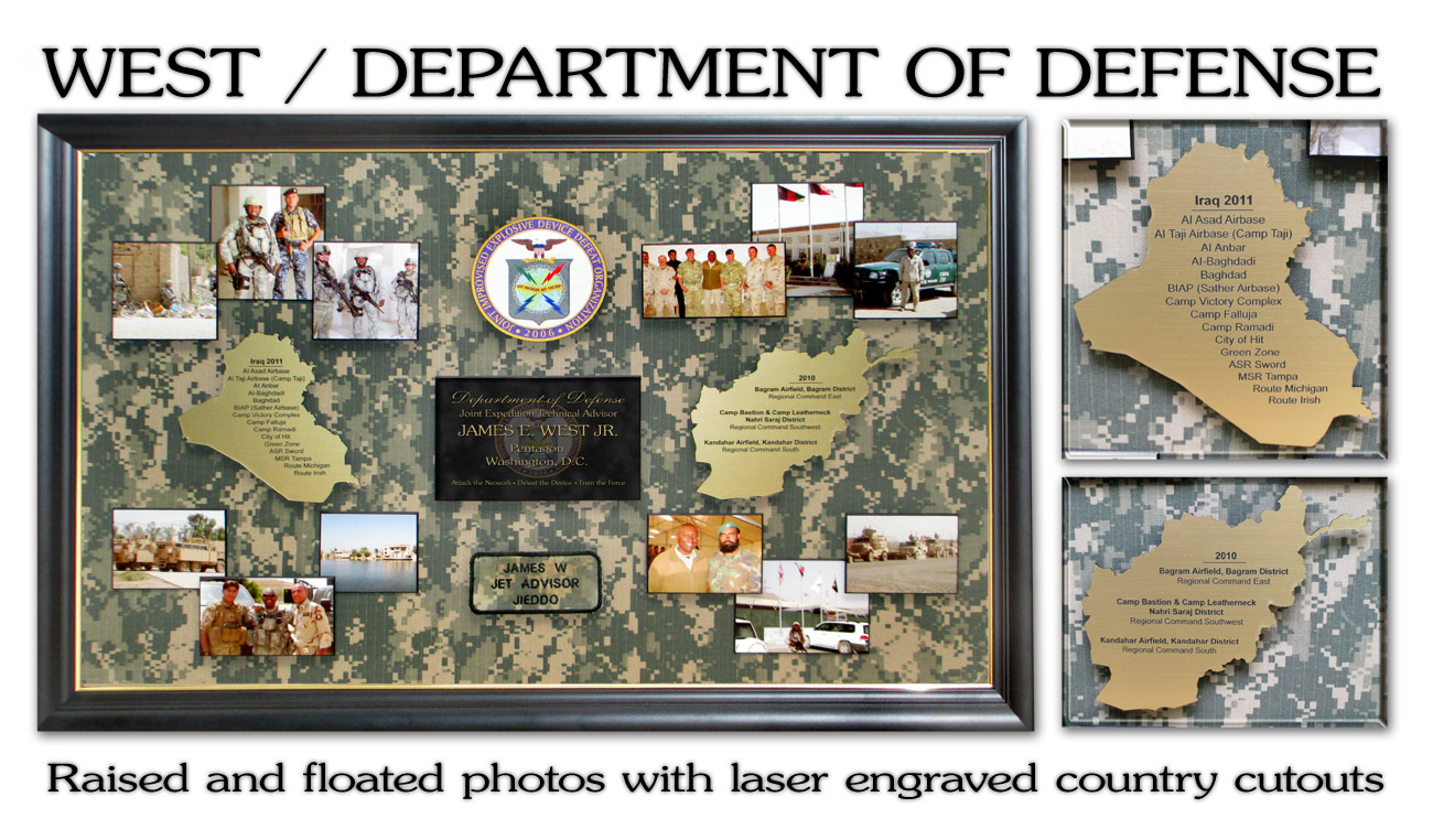 West - Department of Defense