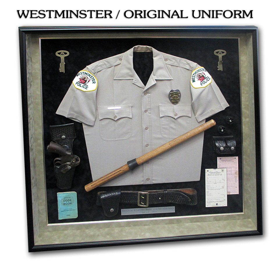 Westminster - original uniform