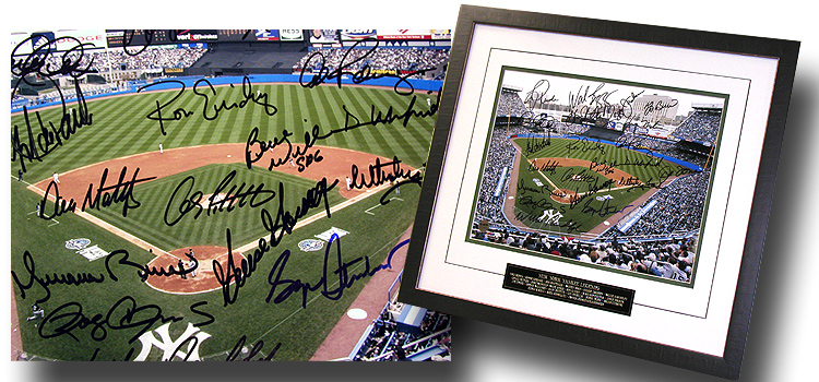 Yankees / Signed